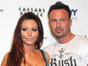 Jersey Shore star recently got engaged to boyfriend Roger Matthews.