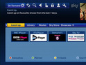 ITV Player and Demand 5 launch on the Sky+ guide, with BBC iPlayer to follow.