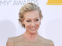 Ellen Degeneres, Portia de Rossi 64th Annual Primetime Emmy Awards, held at Nokia Theatre L.A. Live - Arrivals Los Angeles, California