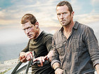 Strike Back to return? Scott and Stonebridge are heading for the big screen