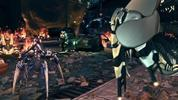 XCOM: Enemy Unknown's launch video combines cutscene footage with in-game action.