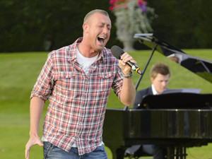 Chris Maloney The X Factor wild card