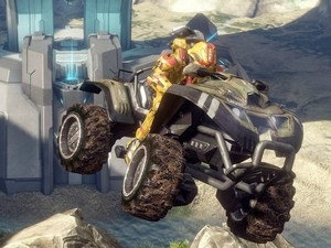 Fan-favourite map Valhalla is reborn as Ragnarok for Halo 4