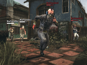 Max Payne 3 &#39;Hostage Negotiation Map Pack&#39;