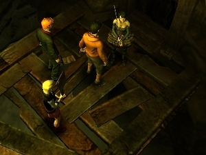 Silent Hill: Book of Memories - screenshot