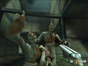 'Timesplitters 2 HD' screenshot