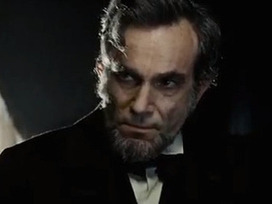 'Lincoln' extended TV spot still
