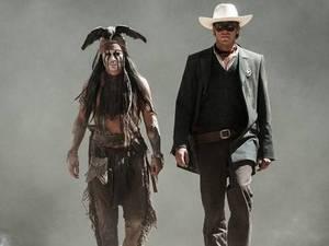 'Lone Ranger' still