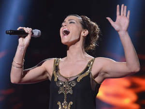 The X Factor Results Show: Carolynne