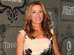 Felicity Huffman attends the Power Of Women event held in Los Angeles.
