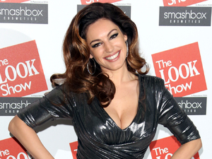 The Look Show 2012: Kelly Brook