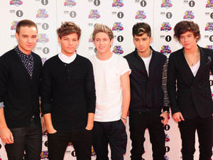 BBC Radio 1's Teen Awards: One Direction