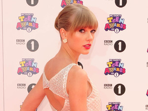 BBC Radio 1's Teen Awards: Taylor Swift