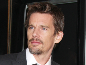 Ethan Hawke attends the screening of Summit Entertainment's 'Sinister' at the Landmark Theatre Regent Los Angeles, California
