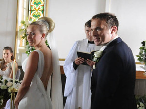 6369: Megan storms into the wedding to confront Declan about the money transfers to Katie