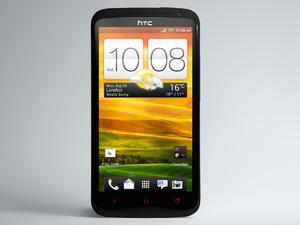 HTC One X+ smart phone