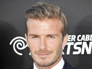 David Beckham, the Time Warner Cable Sports launch of Time Warner Cable SportsNet And Time Warner Cable Networks at Time Warner Cable Sports Studios El Segundo, CaliforniaMandatory Credit: Apega/WENN.com
