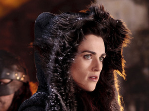 Merlin Season 5, Episode 1 - 'Merlin's Bane - Part 1'. Morgana (Katie McGarth)