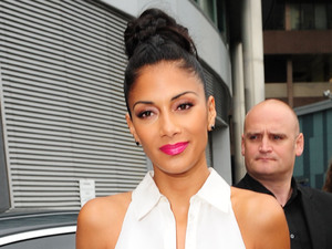 Nicole Scherzinger The X Factor judges leaving their hotel to attend the bootcamp stage of the competition Liverpool, England