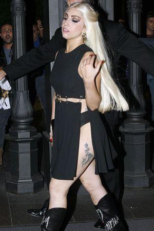 Donatella Versace, Lady GaGa, Milan