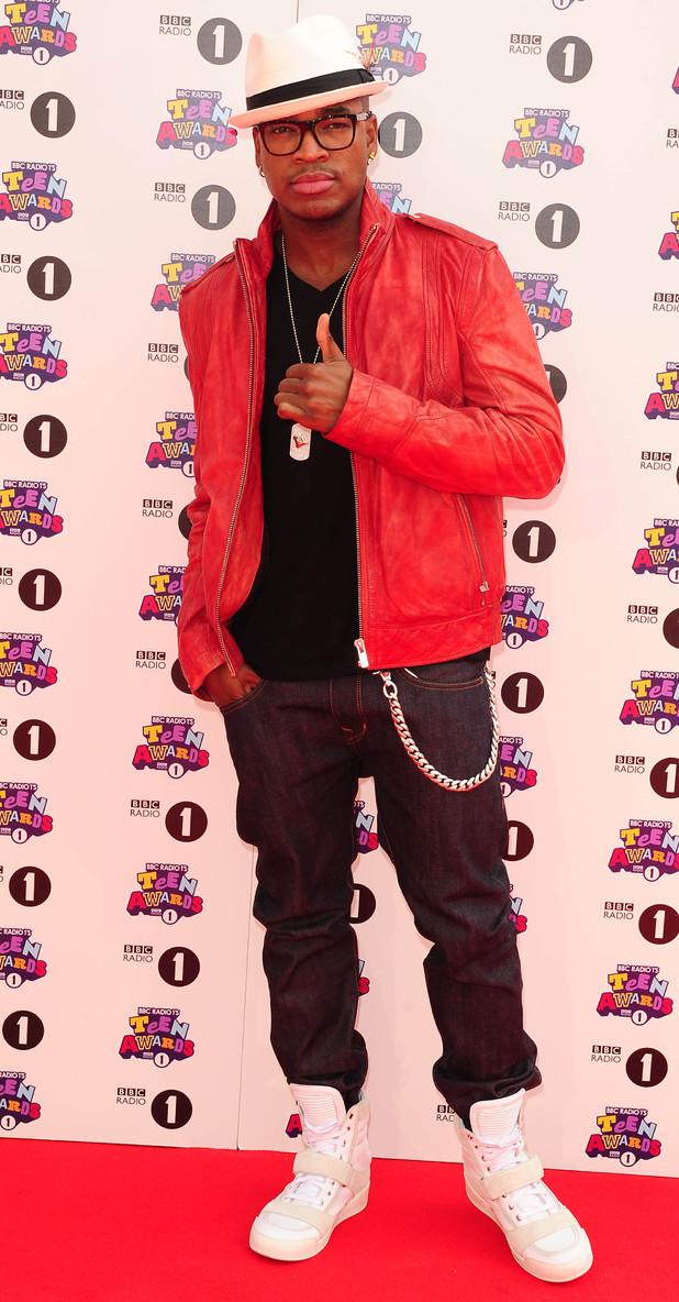 BBC Radio 1's Teen Awards: Ne-Yo