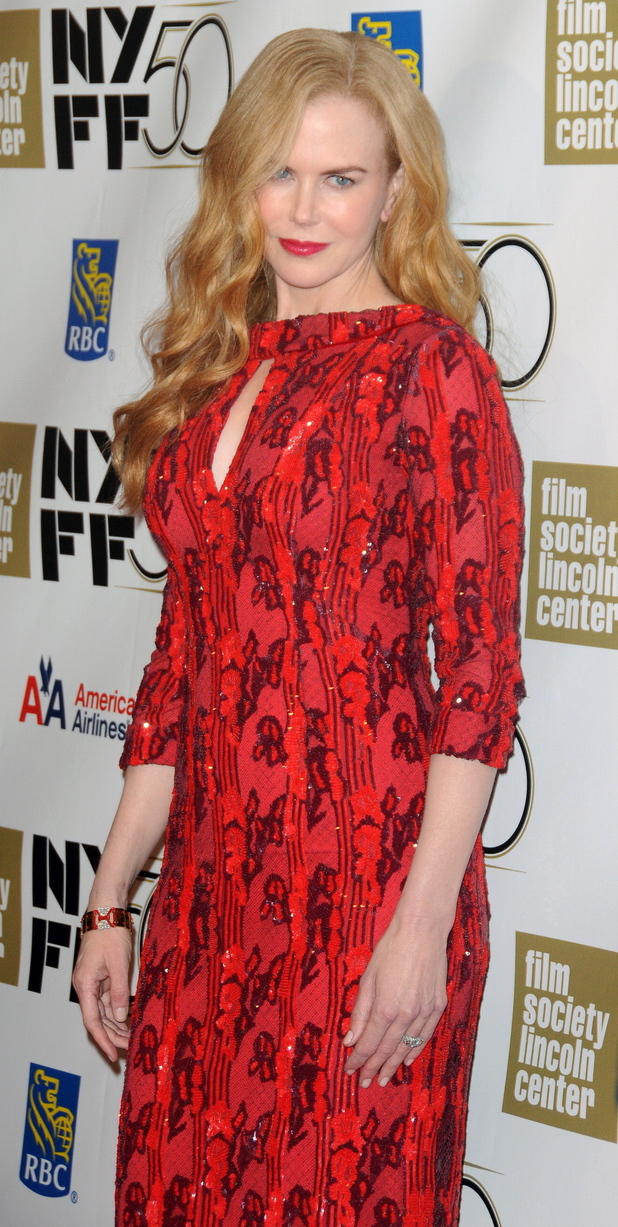 Nicole KidmanThe 50th annual New York Film Festival at Lincoln Center - Nicole Kidman Gala Tribute