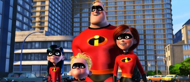 The Incredibles, Ratatouille to be re-released in 3D - Movies News ...