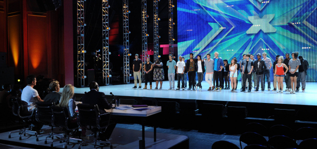 The X Factor USA Season 2: Boot camp episode 2