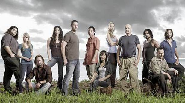 The cast of &#39;Lost&#39;