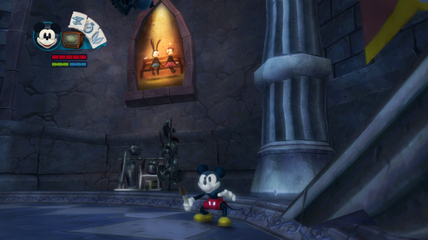 'Epic Mickey 2: The Power of Two' screenshots