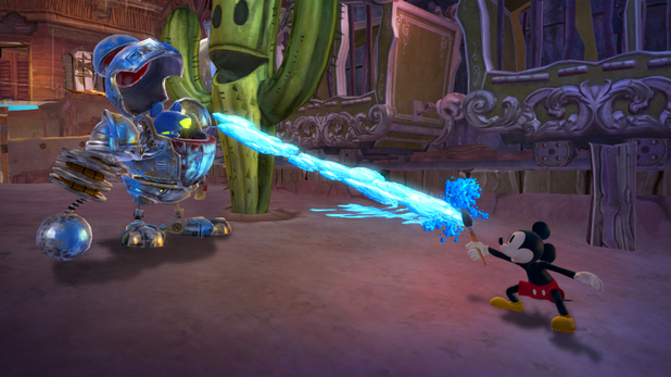Images of Epic Mickey 2: The Power of Two