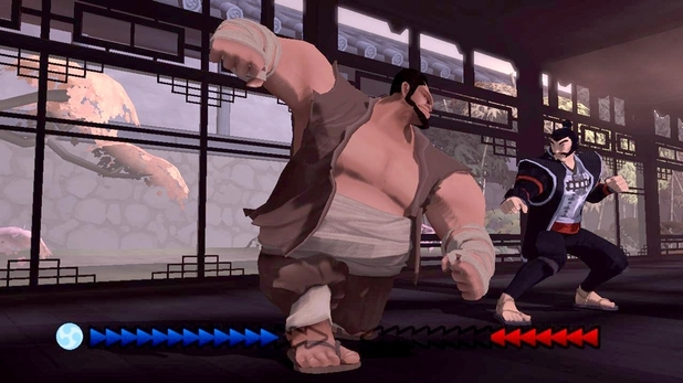 'Karateka' remake - first screenshots