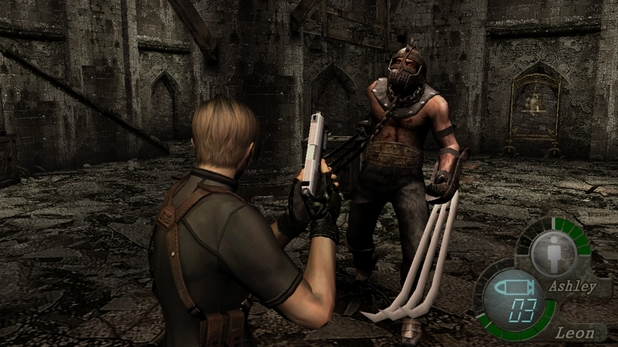 Resident Evil 4 (GameCube, PS2 2005)