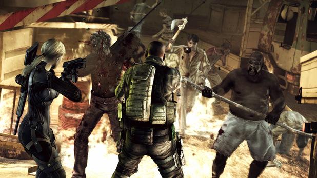 Resident Evil 5 (360, PS3, PC 2009)
