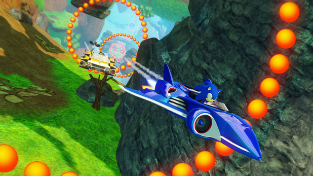 Images for racing sequel Sonic & All-Stars Racing Transformed