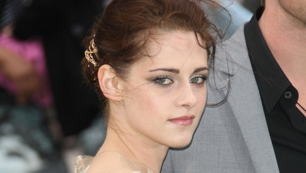 Kristen Stewart World Premiere of Snow White and the Huntsman held at the Empire and the Odeon - Arrivals London, England - 14.05.12 Mandatory Credit: Lia Toby/WENN.com