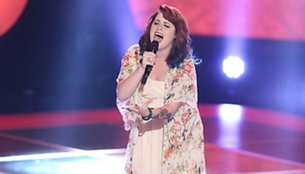 The Voice: Caitlin Michele