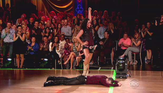 Dancing With The Stars S15E03: Bristol Palin and Mark Ballas