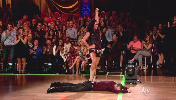 Dancing With The Stars S15E03: Bristol Palin and Mark Ballas