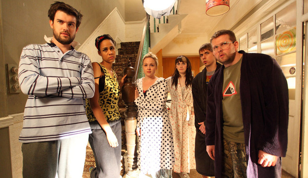 Greg McHugh in Fresh Meat