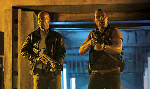 First 'Die Hard 5' image