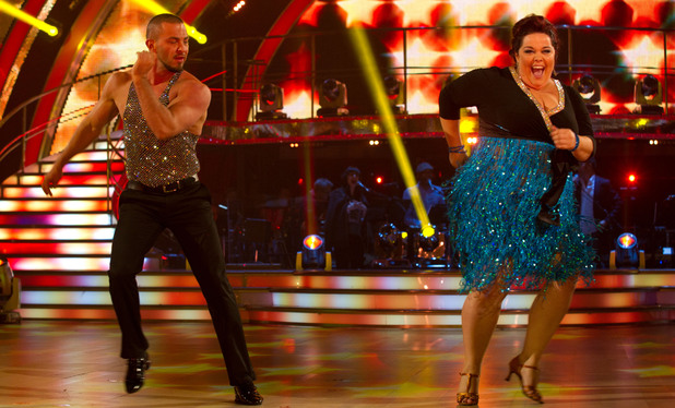 Strictly Come Dancing Night 2: Lisa Riley