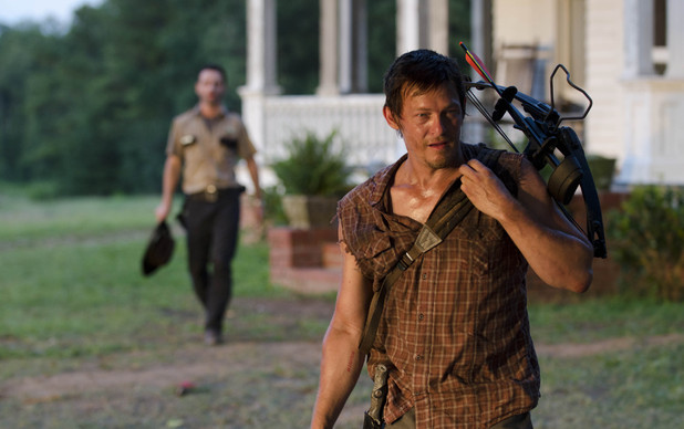 Norman Reedus as Daryl Dixon in 'The Walking Dead'
