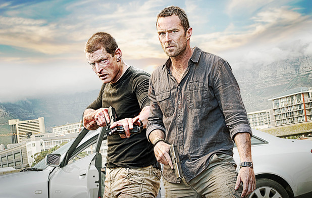 Strike Back: Vengeance (Series 3)