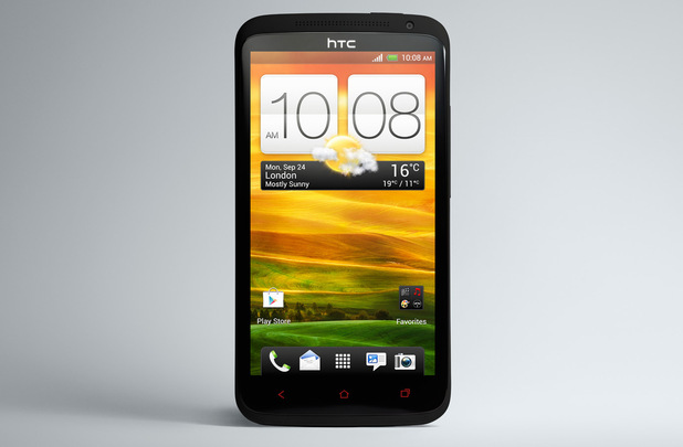 HTC One X+ smart phone