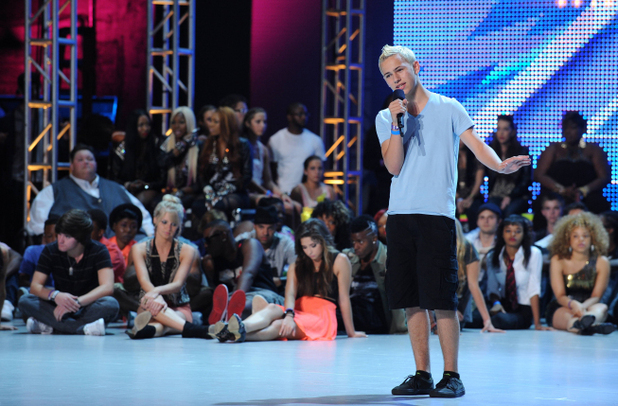 The X Factor USA Season 2 Boot camp episode 1: Austin Corini