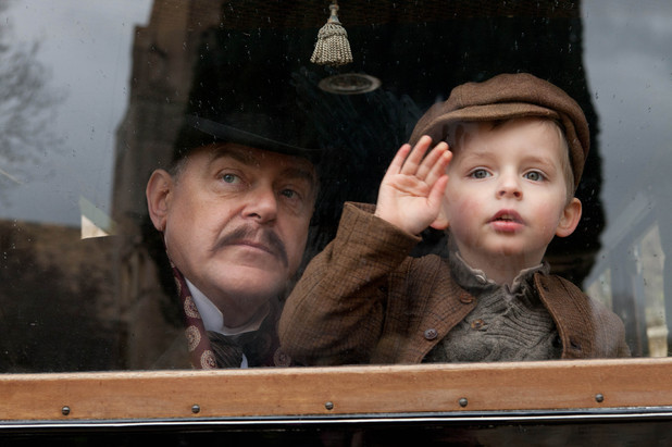 Downton Abbey S03E04: Kevin McNally as Mr Bryant