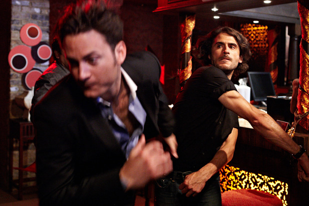 Danny pushes Syed too far.