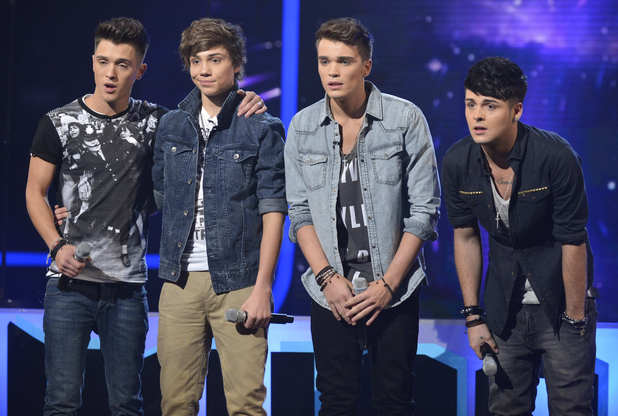 The X Factor Live Show 1: Union J