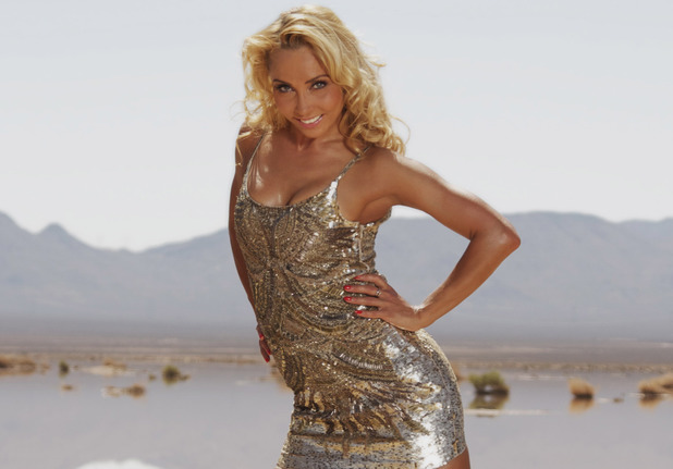 Johnny Ball's temporary Strictly Come Dancing professional dance partner Iveta Lukosiute